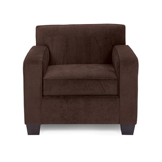 Bella Chocolate Chair