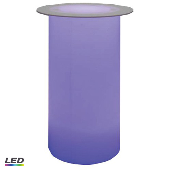 Cylinder Bar Table 30″